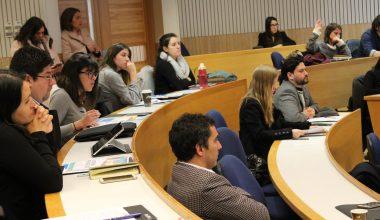 La UAI le dio la bienvenida a sus nuevos profesores y profesoras de Pregrado