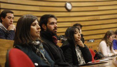 Estudiantes UAI participan en Seminario de Liderazgo Social