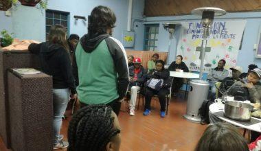 Servicio Migrante y Pastoral UAI apoyan a los migrantes en Peñalolén