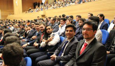 Ceremonia de Investidura de Ingeniería Civil – CAACIV