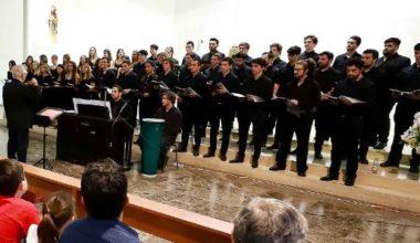 Concierto de fin de año del Coro de la Universidad Adolfo Ibáñez