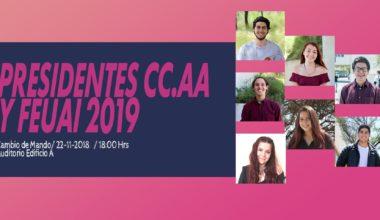Conoce a los nuevos Presidentes de CC.AA. y Federación 2019