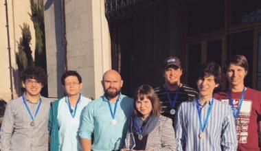 Equipo UAI gana segundo lugar en el Torneo de Debate Ex Umbra In Solem