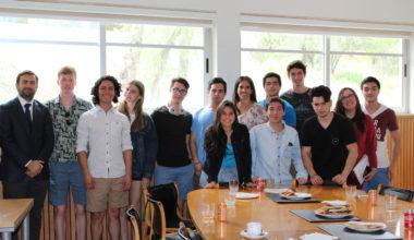 Desayuno de Cierre de año con estudiantes y autoridades de la UAI – Santiago