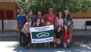 Trabajos de Verano en Colbún – Trabajos Voluntarios
