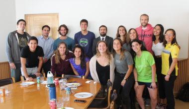 Estudiantes y Autoridades se unen en instancias de diálogo UAI