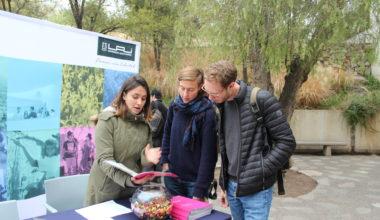 La Feria de Fomento a la Participación le dio la bienvenida al segundo semestre
