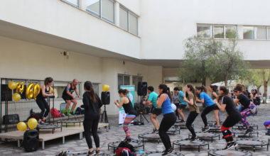 CAAENS y Deportes celebran 15 años de Power Jump