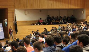 El CADE trajo a la UAI la charla «Construyendo identidades sexuadas, libres y seguras»