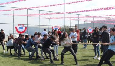La comunidad universitaria celebró las Fiestas Patrias en la Gran Fonda UAI