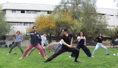 Fuerza, flexibilidad y Equilibrio con Tai Chi, en la semana de Salud Mental y Física