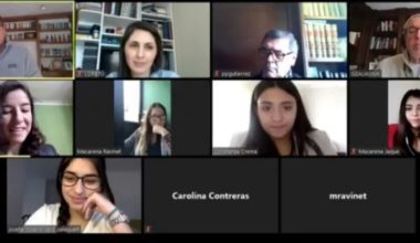 """Tres alumnas de Derecho se destacan al adjudicarse el proyecto """"Avancemos, Chile somos todos"""" de la Fundación Pro Bono."""