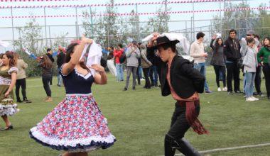 Celebración de Fiestas Patrias en la UAI, en tiempos de pandemia