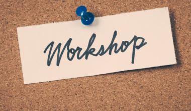 Workshops de Estrategias de Estudio ¡Inscríbete!