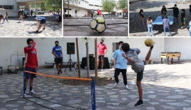 Recreos Activos: la propuesta del departamento de Deportes durante este semestre en el campus