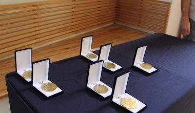 Premiación a los seleccionados y seleccionadas de deportes 2019-2020