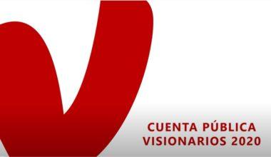 Visionarios realizó su cuenta pública anual