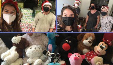 Trabajos Voluntarios le da una navidad con sentido a niños y niñas del Jardín Intercultural Peumayen