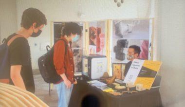 Organizaciones Estudiantiles se presentan en la Feria de Fomento a la Participación presencial