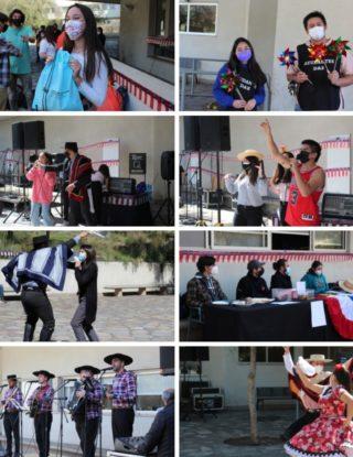 Celebración de Fiestas Patrias en la UAI