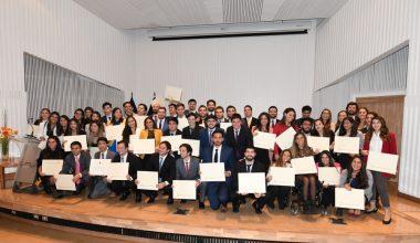 Licenciatura alumnos Campus Viña del Mar