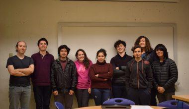 Grupo de Estudios: Alumnos interesados en la investigación