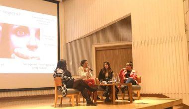 SEREMI de la Mujer y Equidad de Género realizó conversatorio en la UAI de Viña del Mar