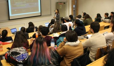 Facultad de Derecho, Escuelas de Negocios y Psicología realizaron tradicional Máster Forum