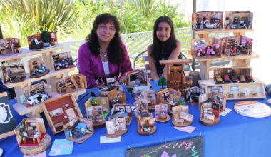 Feria con sentido: Emprendedoras locales muestran sus productos en la UAI
