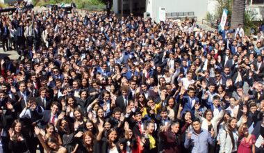 UAI Viña da inicio a un nuevo año académico con sus nuevos alumnos y alumnas