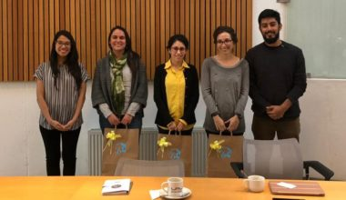 Primer Panel de Feminismo e Ingeniería en el Campus UAI Viña