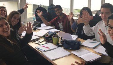 UAI Viña inicia ciclo de Tardes de Estudio de Matemáticas