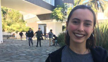 Catalina Torres, alumna UAI: promoviendo hábitos saludables desde Youtube