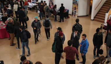 Expo Internacional +Global llega al Campus Viña