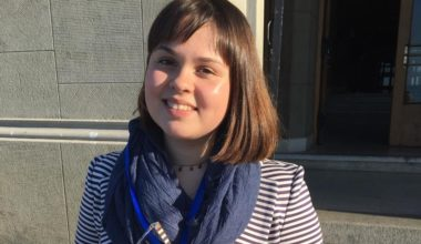 Martina Prieto, alumna de Periodismo UAI: Buscando incentivar el debate en universidades y colegios