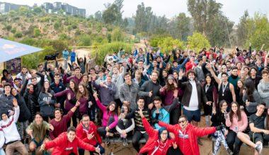 Outdoor Day: una jornada de recreación y deporte en la UAI Viña