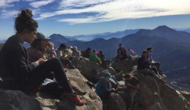 Salida Trekking UAI: Fomentando el deporte al aire libre