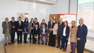 Ceremonia de Movilidad Internacional e Iberoamérica