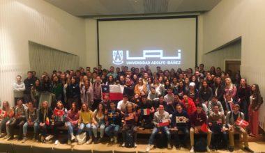 Incoming 2019: 170 estudiantes de intercambio se integran a UAI Viña