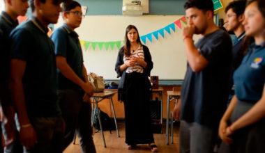 Se estrena «La Sala Enseña» en UAI Viña: una mirada a la educación chilena