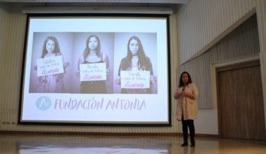 No más violencia en el pololeo: la Fundación Antonia en la UAI Viña