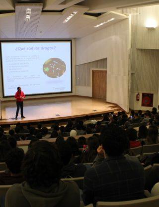 Este 18, tómatelo en serio: estudiantes UAI conocieron la importancia de la prevención y autocuidado