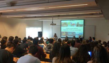 Conversatorio en la UAI: una radiografía del estallido social chileno