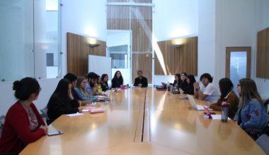 UAI Viña oficializa primera reunión para la creación de la Oficina de Sustentabilidad