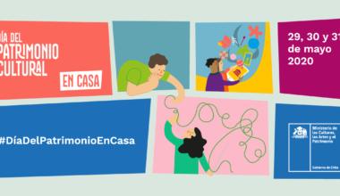 La DAE te invita al Día del Patrimonio Cultural en Casa: ¡Más de mil actividades online!