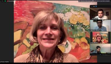 Impulsa UAI invita a Evelyn Matthei a conversar sobre contingencia nacional