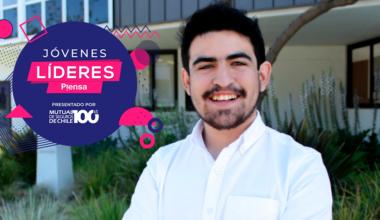 Estudiante UAI entre 14 Jóvenes Líderes seleccionados por Fundación Piensa