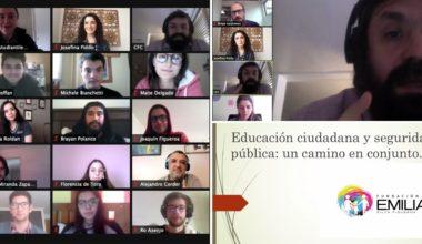 Fundación Emilia sobre prevención: «La cultura vial debe ser abordada desde nosotros como ciudadanos/as»