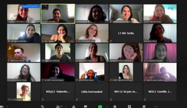 FEUAI Viña acompaña a estudiantes de la ciudad con Preuniversitario Social