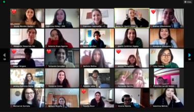 ¡Alta convocatoria! «Sexualidad en tiempos de redes sociales» con Nerea de Ugarte